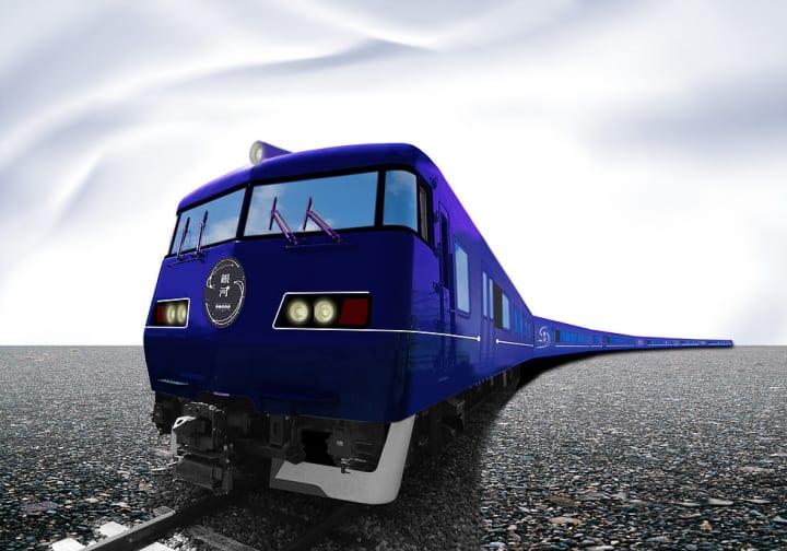 JR西日本が新たな長距離列車を公開 イチバンセン・川西康之による「WEST EXPRESS 銀河」