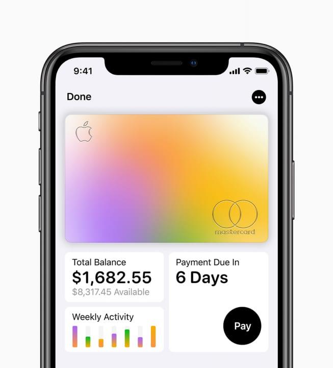 アップルの革新的なクレジットカード「Apple Card」 今夏アメリカでサービス開始