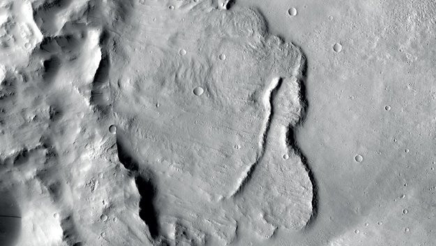 火星探査機「マーズ・エクスプレス」 今度は火星の地下水の広がりを初めて確認