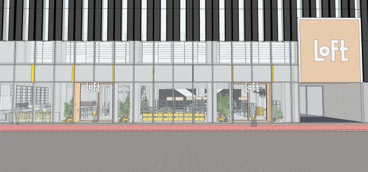 次世代型旗艦店「銀座ロフト」がグランドオープン 「MoMA Design Store 銀座」も登場