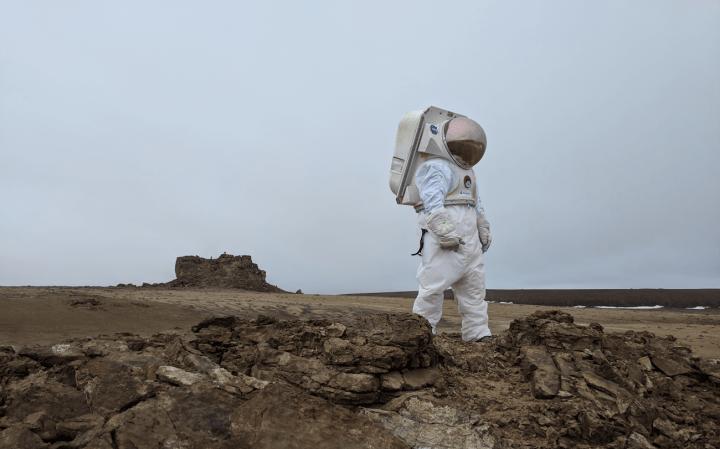 「地球上にある火星」を体験できる Google Earthのストリートビューの新しい試み