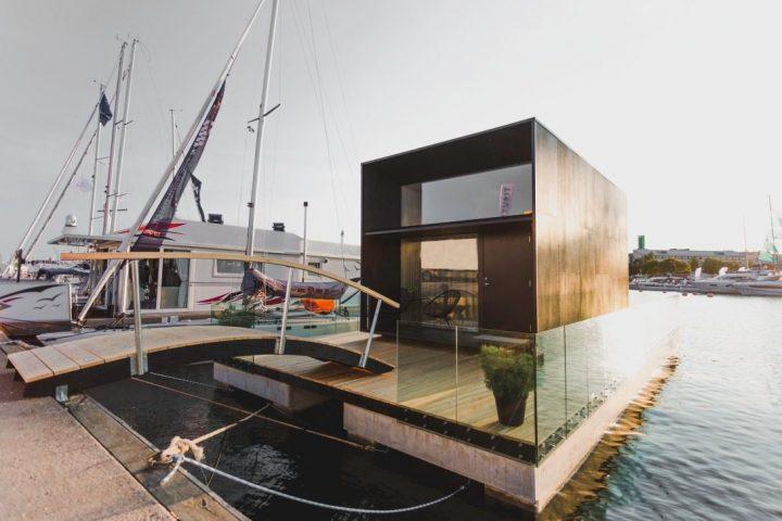 ウォーターフロントの暮らしが楽しめる桟橋のある建築 エストニアの建築設計事務所が手がけた「KODA Light…