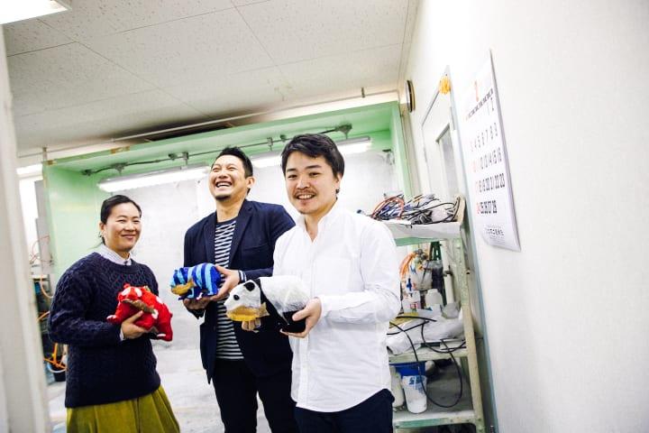 東京ビジネスデザインアワード 2016年度 テーマ賞「フロッキー加工技術のブランディング提案」 hitoe ☓…