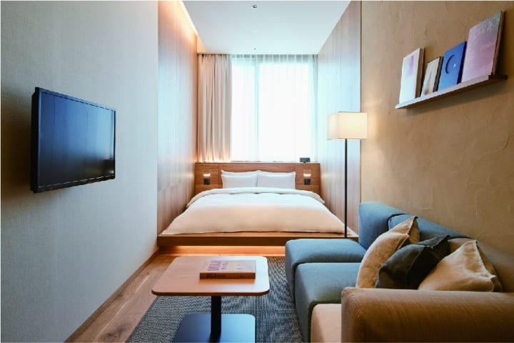 「MUJI HOTEL GINZA」が2019年4月4日(木)に開業 「ATELIER MUJI GINZA」では展覧会とトークショー開催