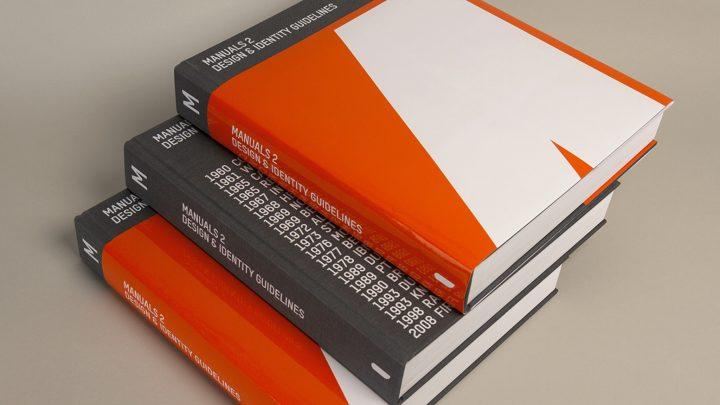 コーポレートアイデンティティの手引きをまとめた 「Manuals 2」がクラウドファンディングに登場