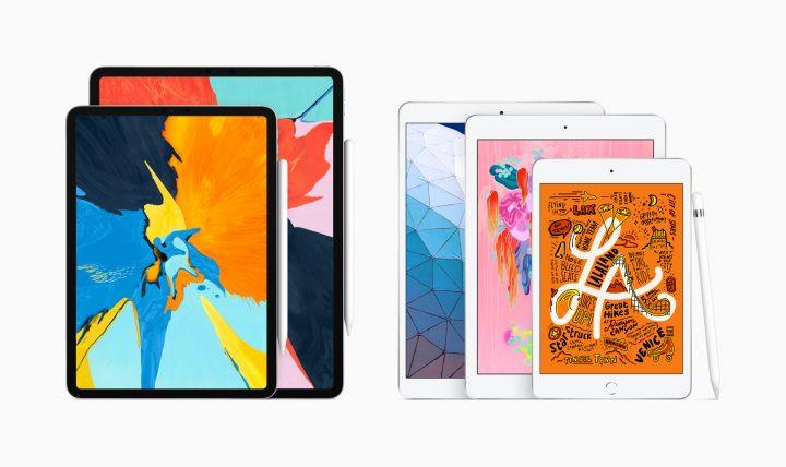 アップルがiPad miniをメジャーアップグレード 超薄型の新しいiPad Airも同時発表