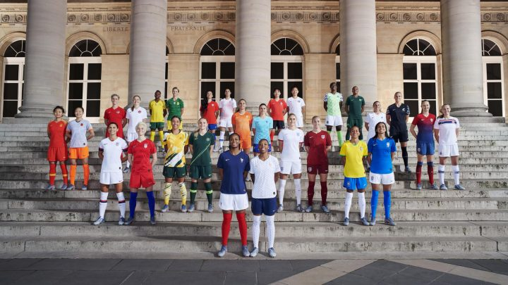 ナイキが女子サッカーを全面サポート 世界中の次世代の女子アスリート育成を表明