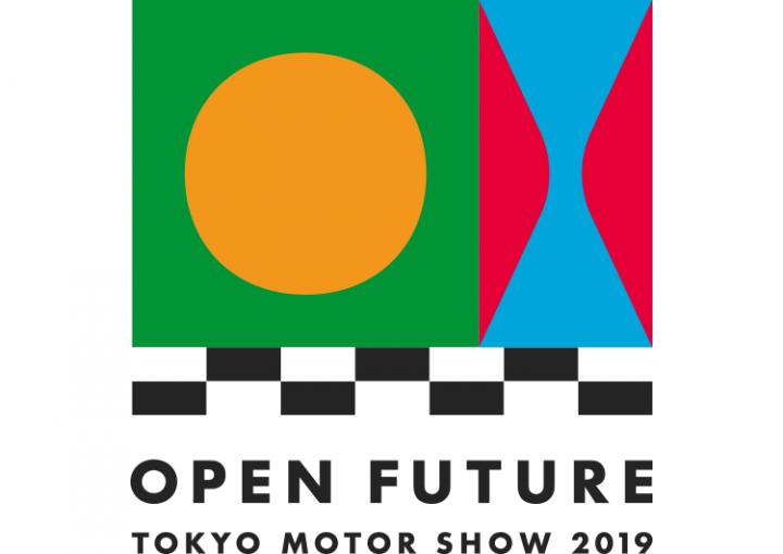 第46回東京モーターショー2019のテーマは 「OPEN FUTURE」そのテーマロゴも発表