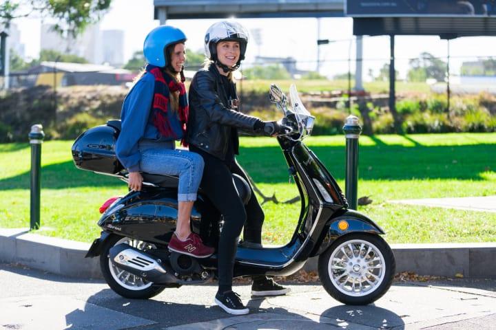 豪政府公認のモビリティシェアリング!? 新しいスクータータクシーサービス「Scooti」
