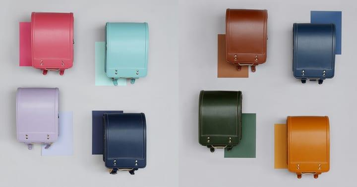 土屋鞄製造所による職人手づくりのランドセル 2020年入学用モデル全53種類を公開