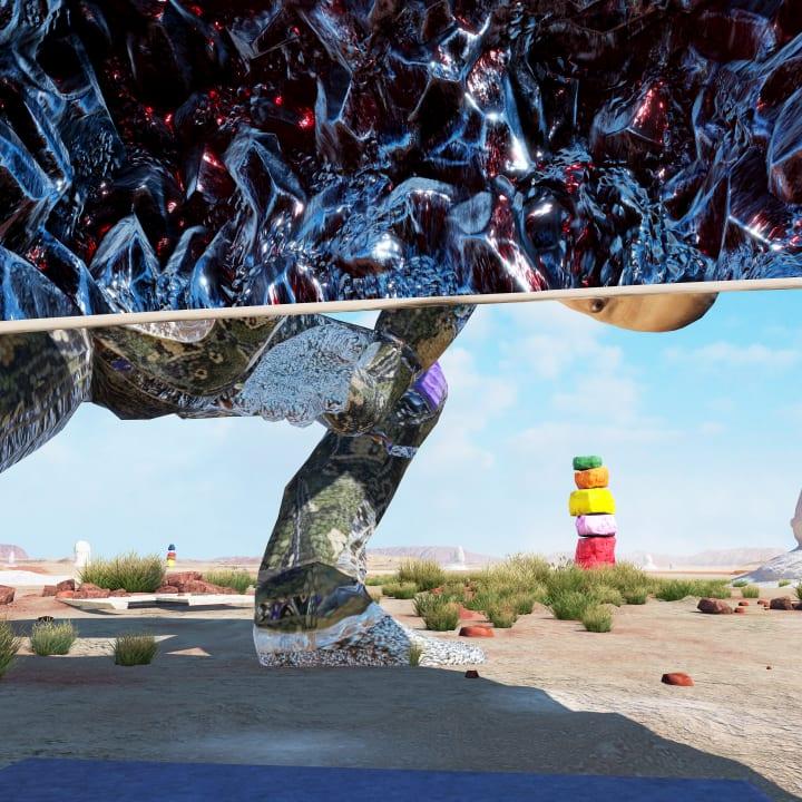 振付家 ジル・ジョバンの最新作「VR_I」が日本初公開 MIKIKOとのトークイベントも開催