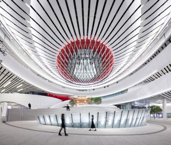 中国舞台芸術のための大型施設「Xiqu Centre」 香港の西九龍文化地区(WKCD)にオープン