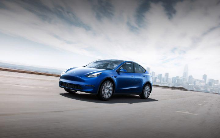 テスラが新型電気SUV「Model Y」を公開 4種類のバリエーションをラインナップ