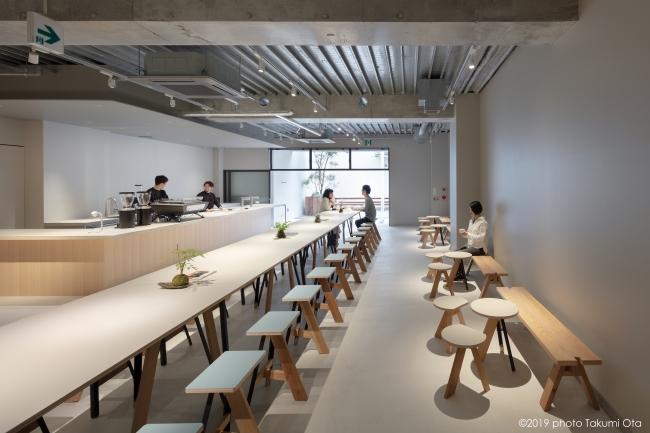 芦沢啓治が手がける「dotcom space Tokyo」がオープン テクノロジー×デザイン×コーヒーが楽しめるスペース