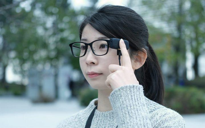 視覚障がい者の「読む」能力をサポートする 「オトングラス」がJINSと事業協力を開始
