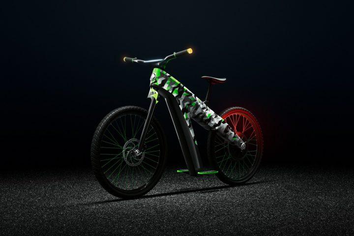 チェコの自動車メーカー・シュコダによる コンセプト電動二輪車「KLEMENT」が公開