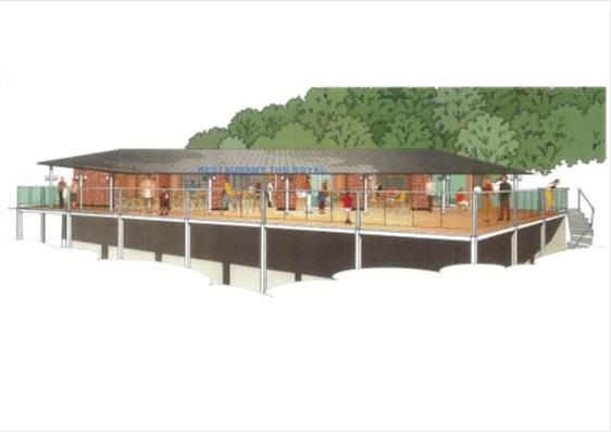 「下田ロープウェイ頂上レストラン」が2019年夏開業 デザイン・設計は「THE ROYAL EXPRESS」の水戸岡鋭治