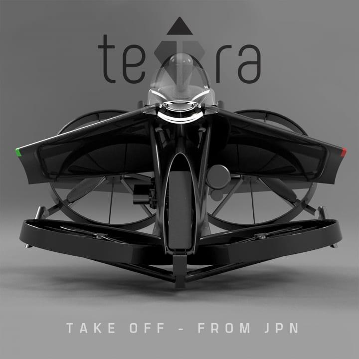 一人乗りのエアモビリティ・コンテスト「GoFly」 日本の「teTra」がフェーズ3に進出