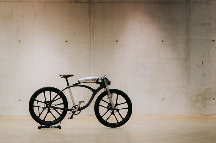 スロベニアのデザイナーがつくり上げた 音楽を楽しむ人のための自転車「Noordnung」