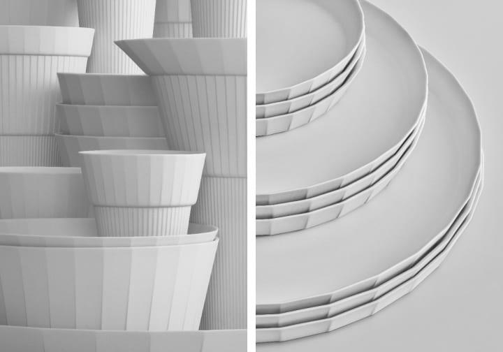 有田から世界へ、新しいテーブルウェアブランド「UTSUÀ(うつわ)」 ミラノデザインウィークでデビュー