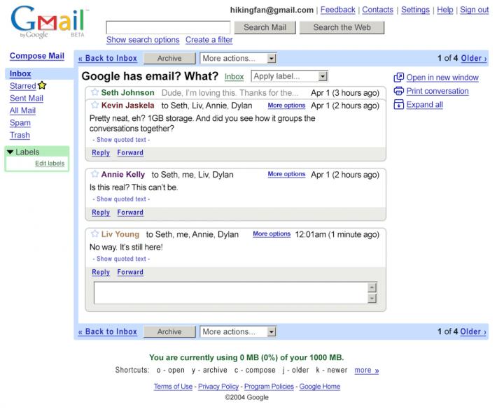 Gmailが生誕15周年を迎える メールの送信時間設定など新機能が登場