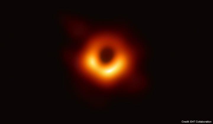 史上初となるブラックホールの撮影に成功 Google Doodleもこの大発見を祝福