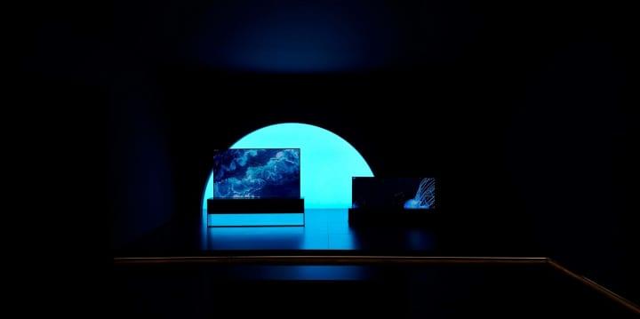LGとFoster + Partnersのインスタレーション 「Redefining Space」がミラノデザインウィークで公開