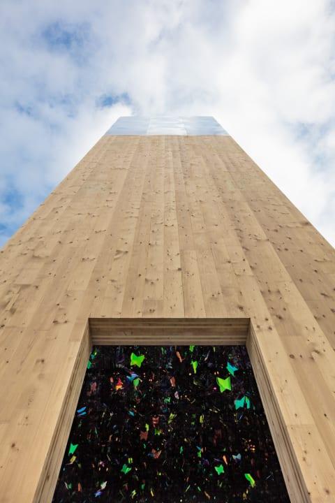 3M Designが建築事務所 Matteo Thun&Partnersと共同で インスタレーション「A Pinnacle of Reflection」…