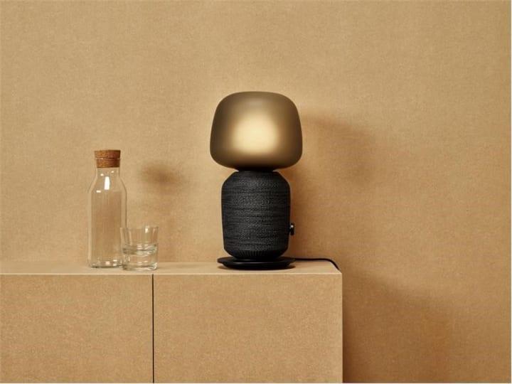 イケアとソノスがコラボしたSYMFONISKシリーズ 「WiFiスピーカー内蔵型テーブルランプ」が正式発表