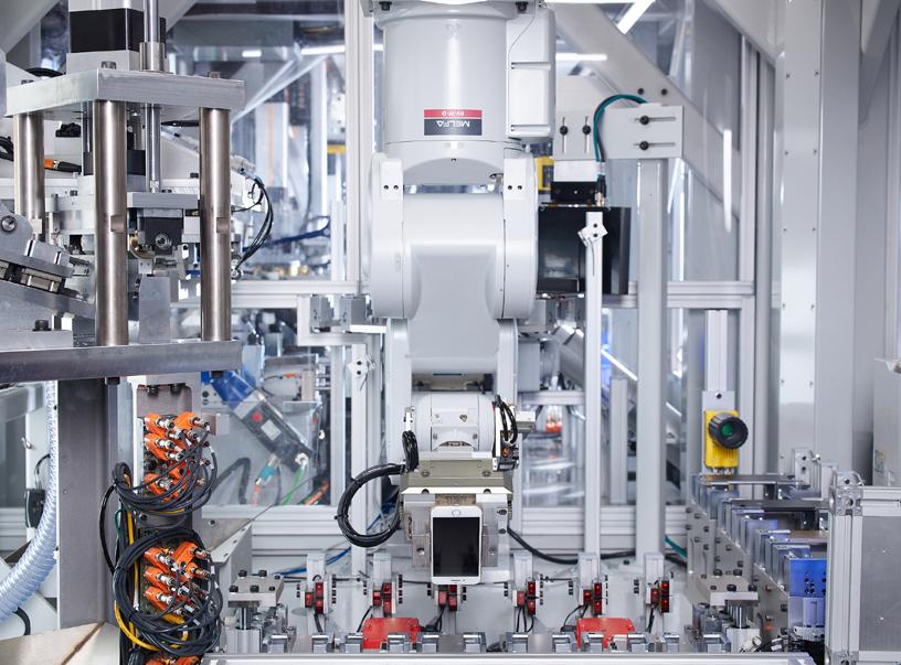 Appleがリサイクルプログラムを全世界で拡大 コバルトなどを回収できる作業ロボット「Daisy」を増強