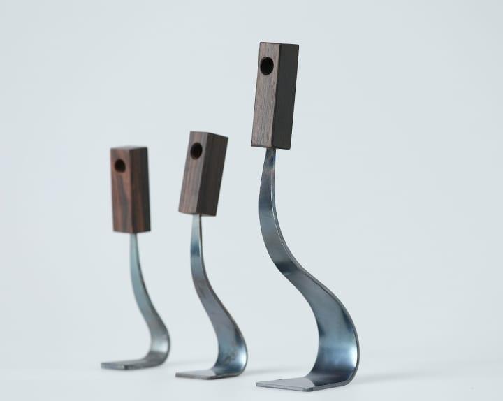 料理などに差し込むだけで鉄分補給ができる 日本製の純鉄を使用した貧血対策グッズ「美鉄」