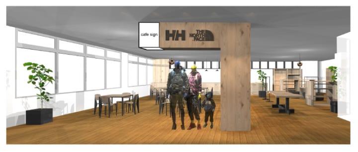 世界自然遺産の北海道・知床国立公園内に 「THE NORTH FACE/HELLY HANSEN知床店」がオープン