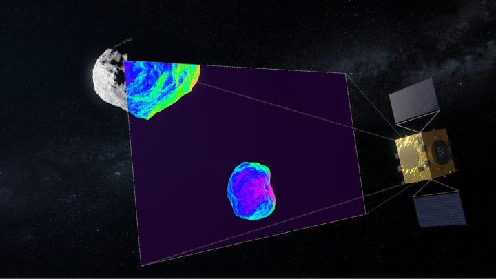 地球への小惑星の衝突を回避する方法とは? 宇宙船が先進技術で小惑星の動きを監視