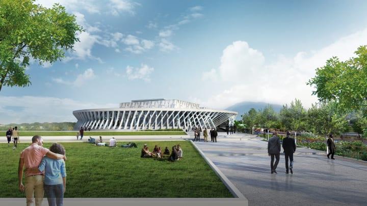 ジャマイカ国会議事堂の設計案が公開 国家のモットー「多数から、一つの人民に」をテーマに