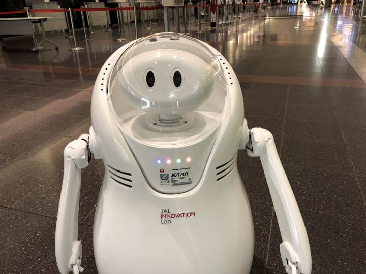 JALが羽田空港でアバターロボット活用のトライアルを実施 乗客サービス品質向上と働きやすい環境づくりを…