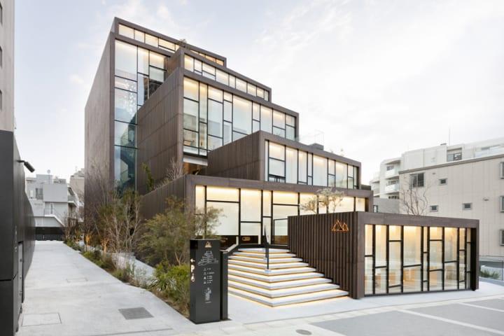 nendoのデザインによるオンワードの複合型商業施設 「KASHIYAMA DAIKANYAMA」が誕生