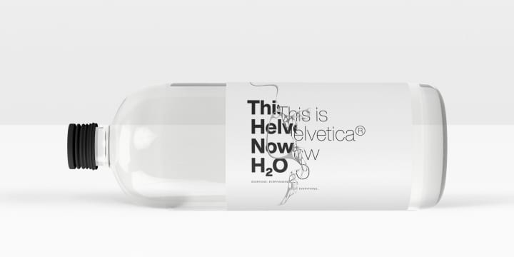 Monotypeが「Helvetica® Now」を発表 現代のために再描画した新フォントシリーズ