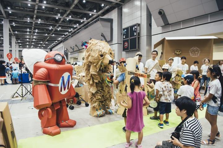 オライリー・ジャパン「Maker Faire Tokyo 2019」が開催 テクノロジーを自由な発想で使う作り手の発表・交…
