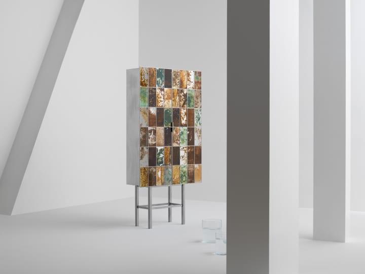 デザイナー 狩野佑真がミラノデザインウィーク2019に登場 プロジェクト「Rust Harvest|錆の収穫」を披露
