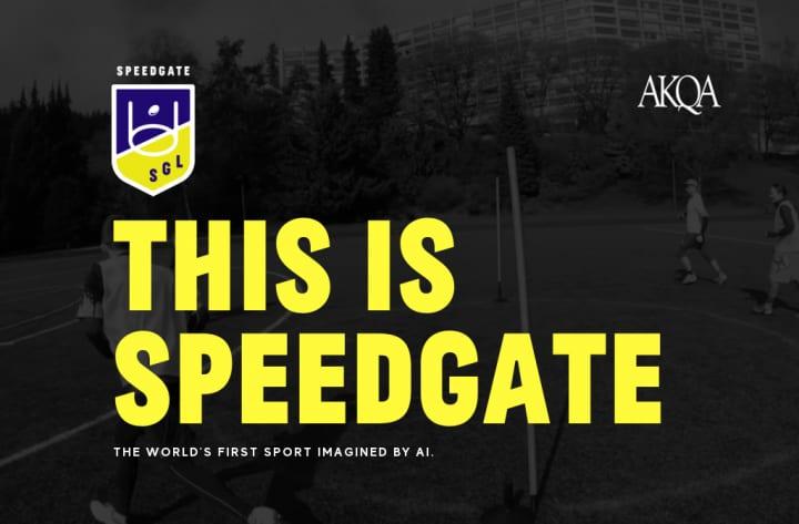 AIがつくった!?新スポーツ「Speedgate」 400以上のスポーツを分析して開発