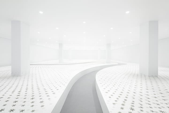 nendoがミラノサローネで「breeze of light」を披露 ダイキンのためにデザインしたインスタレーション