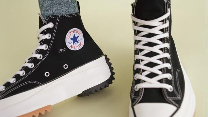 「Converse x JW Anderson Run Star Hike」から新色が登場 「Chuck Taylor」と「Run Star」を組み合わせた…