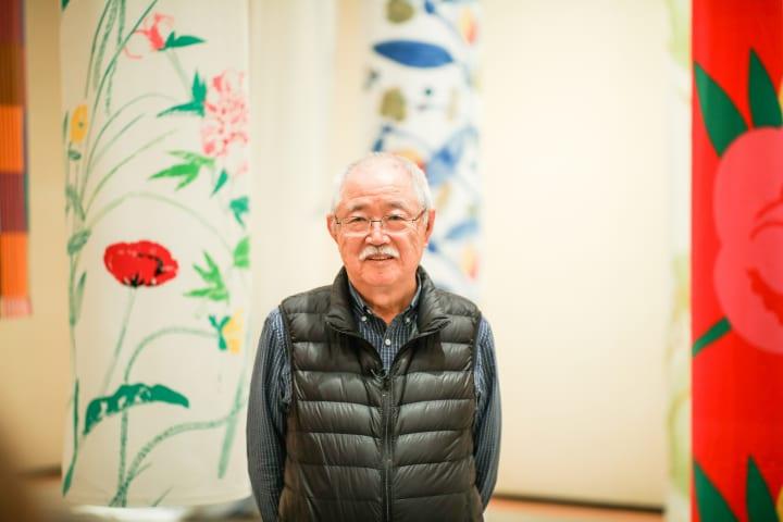 スパイラルにて石本藤雄による大規模個展が開催 「石本藤雄展 -マリメッコの花から陶の実へ-」