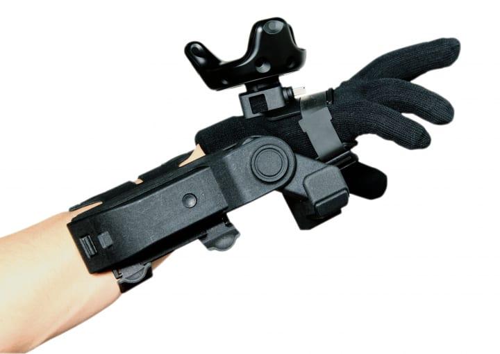 exiiiの新たな触覚提示ソリューション 「EXOS Wrist Hand Tracking Edition」が公開