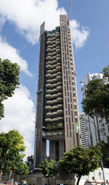 Heatherwick Studioがシンガポールで手がける ユニークな住宅プロジェクト「EDEN」