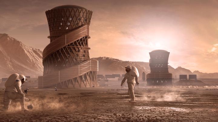 NASAの「3D-Printed Habitat Challenge」が開催中 惑星に適した持続可能なシェルターを作るコンペ