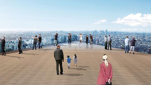 渋谷スクランブルスクエア東棟が2019年11月開業 展望施設「SHIBUYA SKY」はライゾマティクスデザインが演…