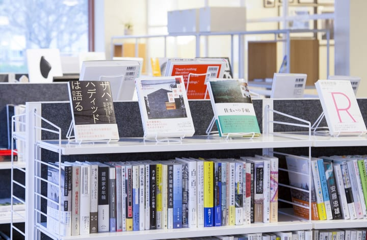 建築・デザイン・インテリア書籍の専門店 「HACO BOOK STORE」が静岡市にオープン