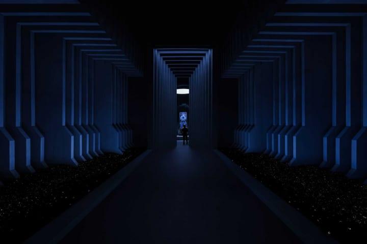 リーバイ・バン・ヴェルーによるインスタレーション 宗教観を表現した作品「Sanctum」