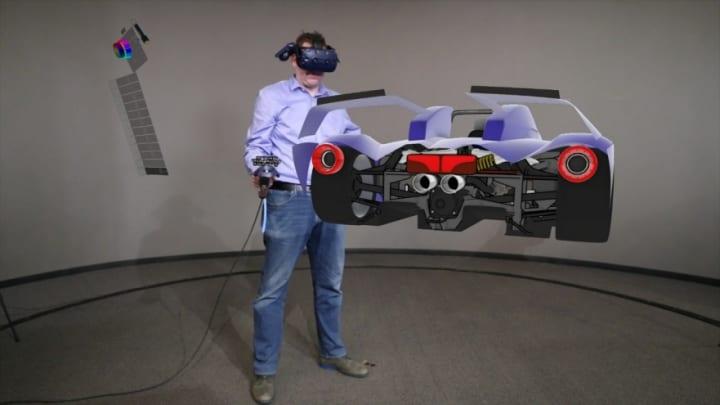 フォードが進めるVR空間での共創作業 世界中のデザイナーが集ってデザインを決定